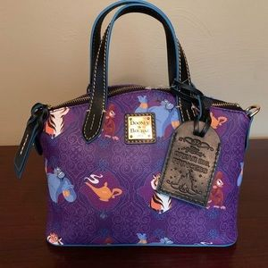 Dooney and Bourke Disney's Aladdin crossbody bag
